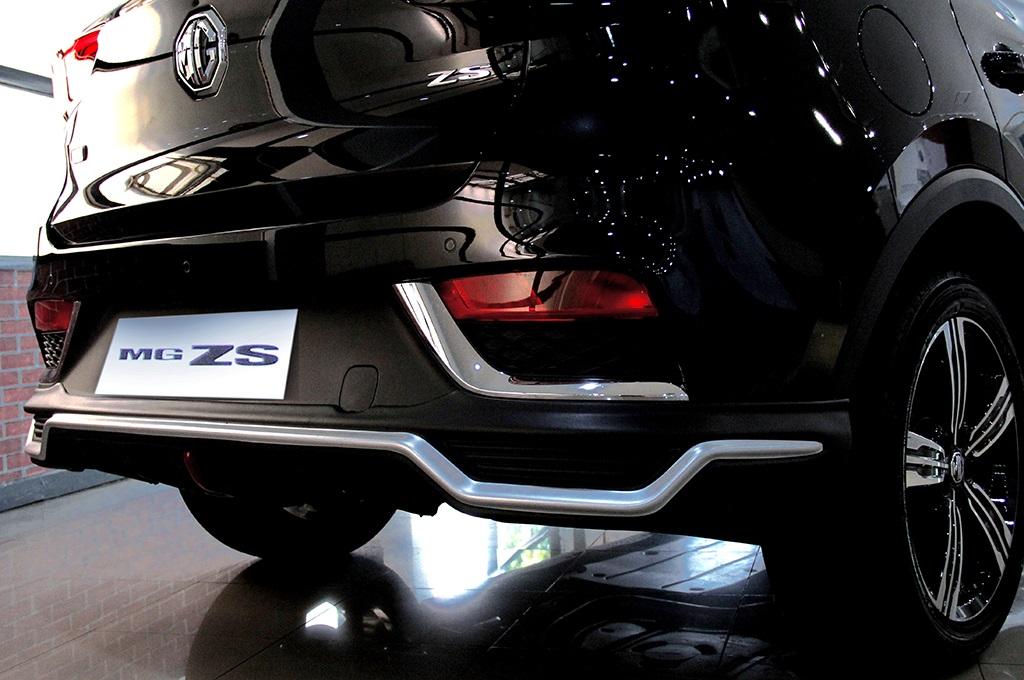 Body Kit Jadi Obat Ganteng MG ZS