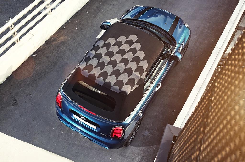 New MINI Cabrio Sidewalk Edition, Cocok untuk Penikmat Senja