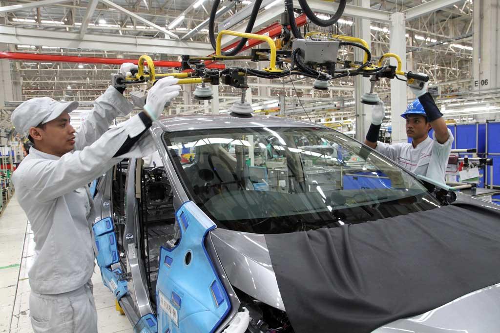 Korea Selatan, Tiongkok, dan Rusia akan Investasi Otomotif di Indonesia