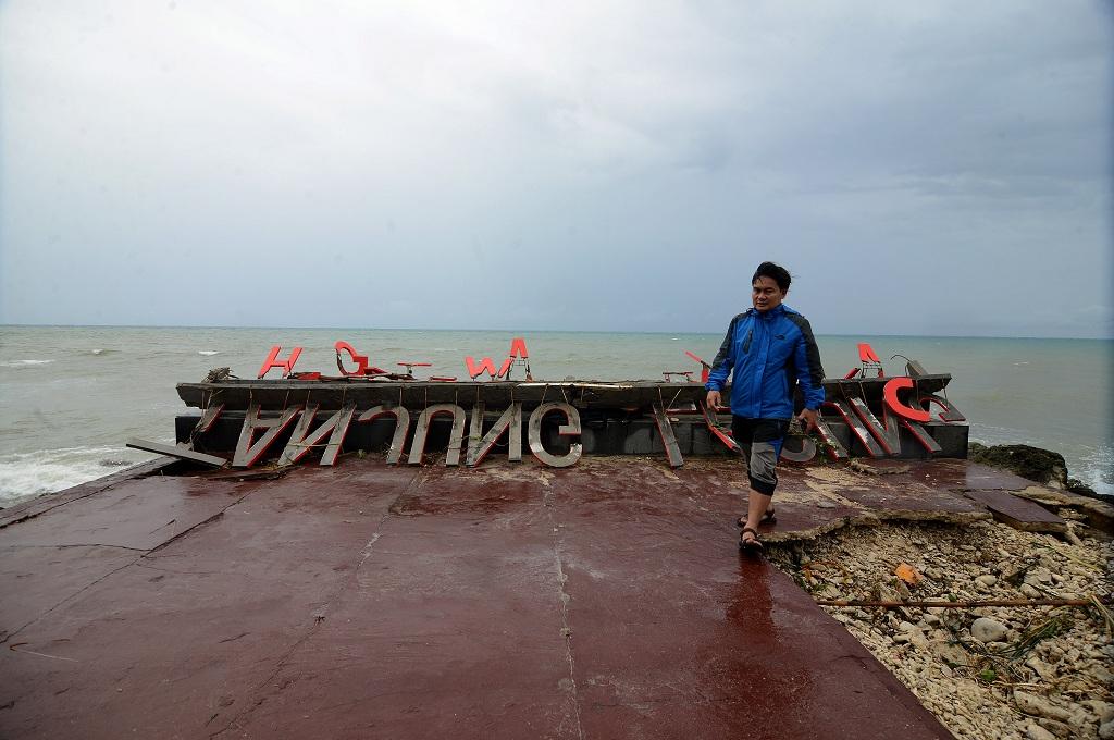 Jenazah Korban Tsunami Tiba di Ciputat