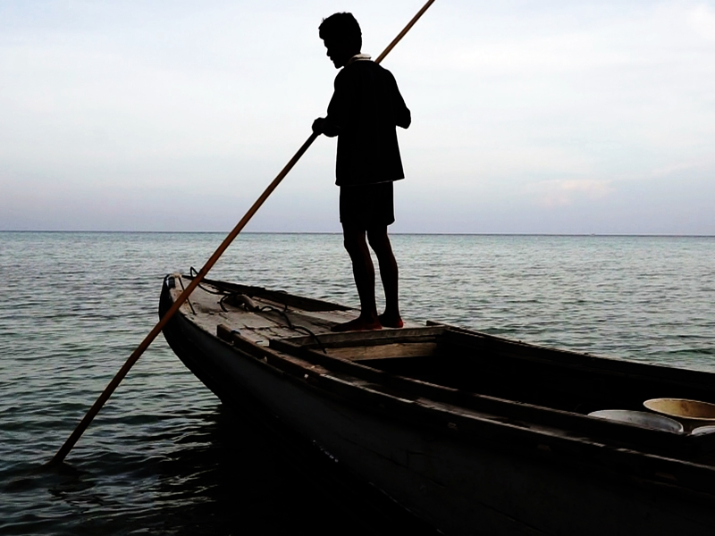 Bermalam di Pulau Demi Selamatkan Penyu