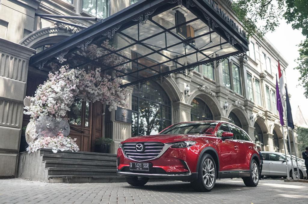 Mazda Panen Besar di Caturwulan Pertama 2018