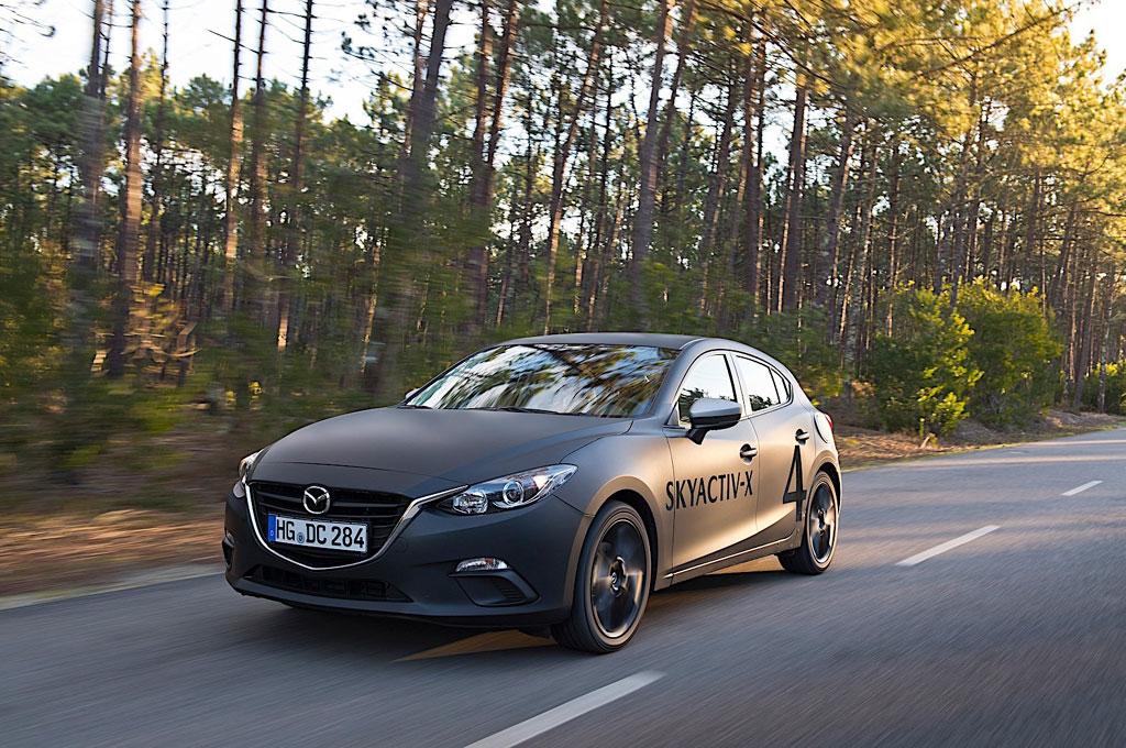 Mazda Gandeng Toyota Kembangkan Mobil Hybrid