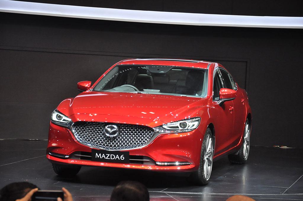 Mazda6 Elite Masih Setia dengan 2.500 cc NA
