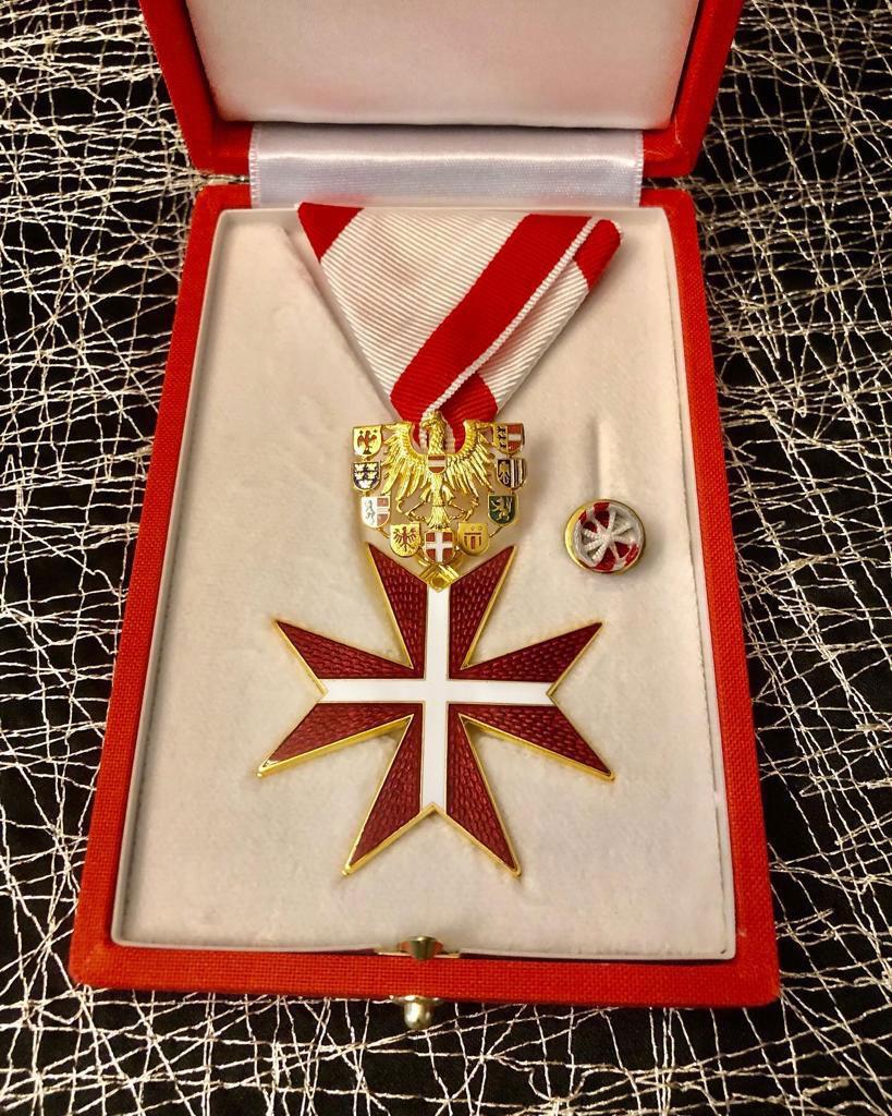Pemerintah Austria Beri Penghargaan untuk Musisi Indonesia Avip Priatna