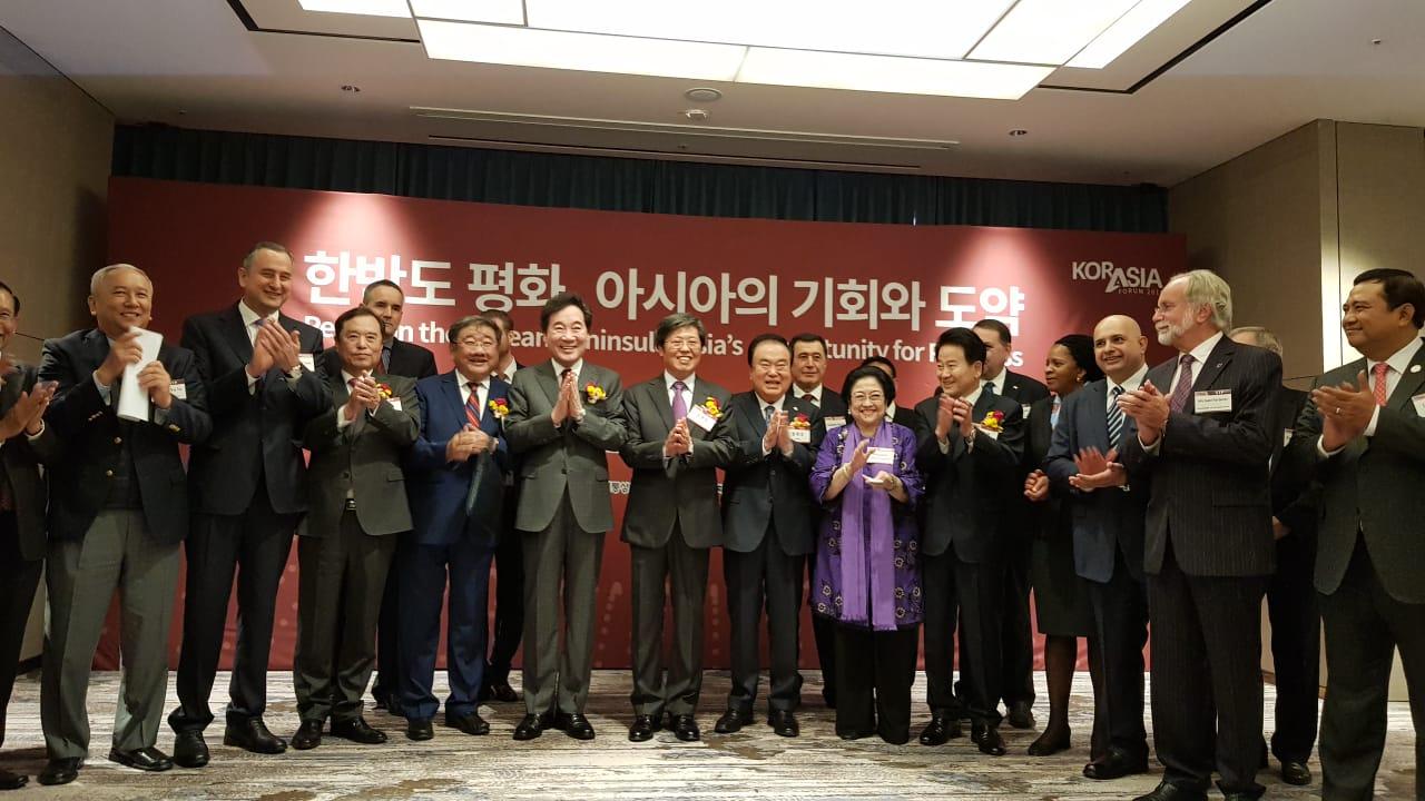 Negara-negara di Asia Diminta Dukung Perdamaian Korut-Korsel
