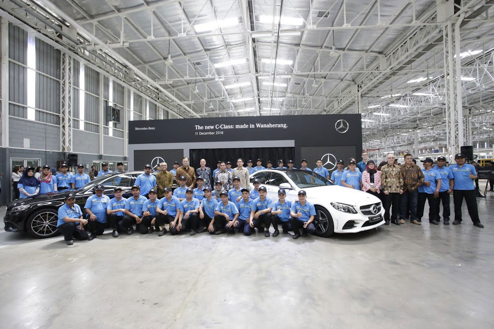 New C-Class, 'Senjata Pamungkas' Mercedes-Benz di 2018