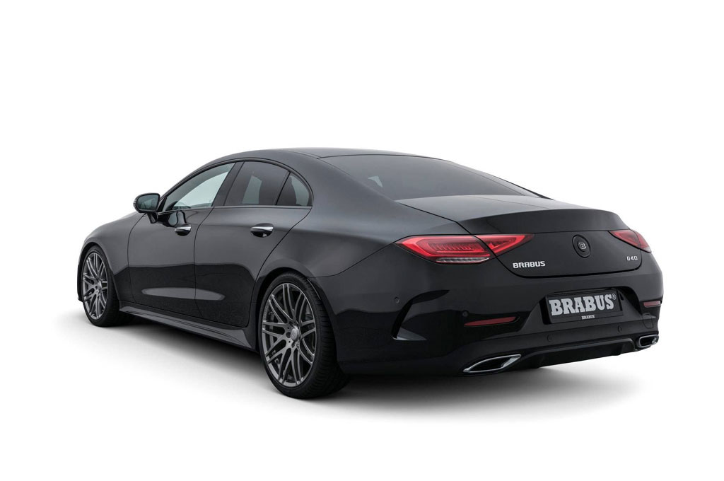 Paket Elegan Brabus untuk Mercedes-Benz CLS