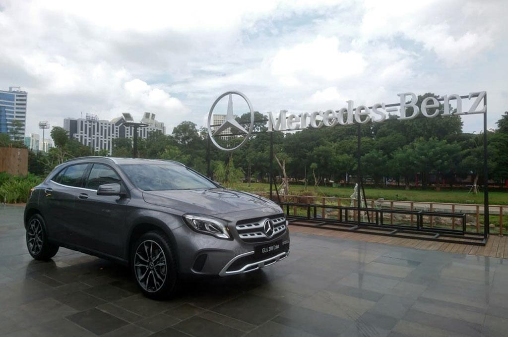 Mercedes-Benz Ingin Kembali ke Pelukan Gaikindo?