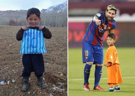Jersey Lionel Messi Pembawa Malapetaka