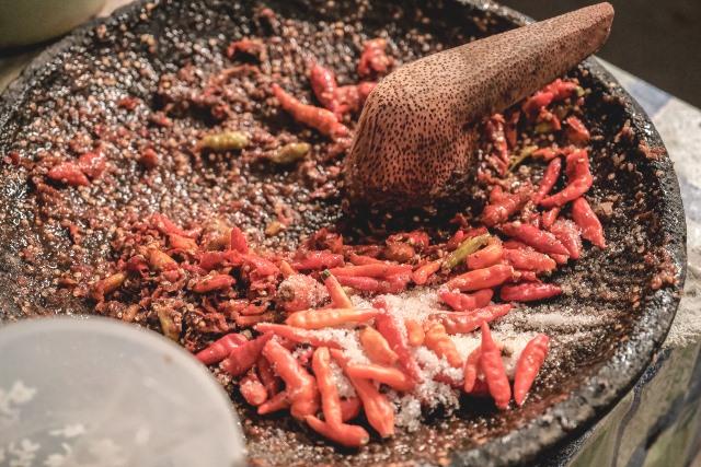 Nikmati Rasa Pedas Nasi Tempong Khas Banyuwangi