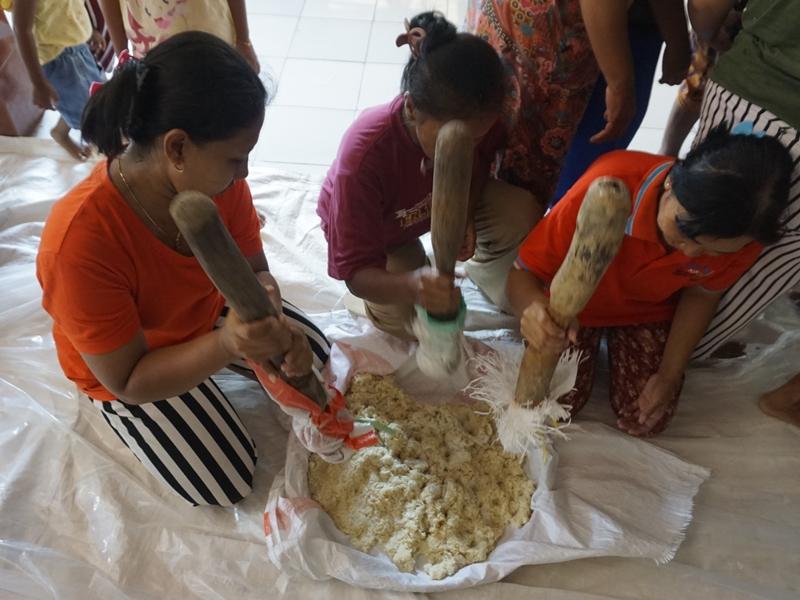 Budaya Nasi Puli Ala Sunan Kalijaga untuk Kerukunan