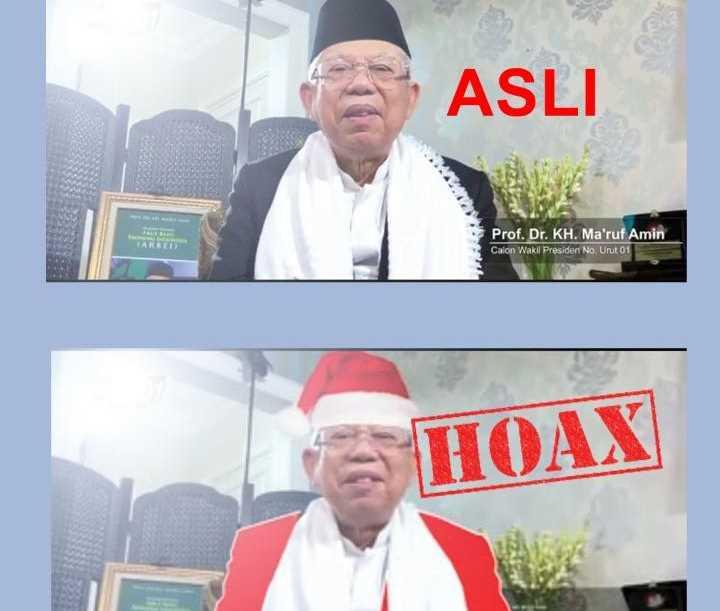PSI Kutuk Pengedit Video Kiai Ma'ruf