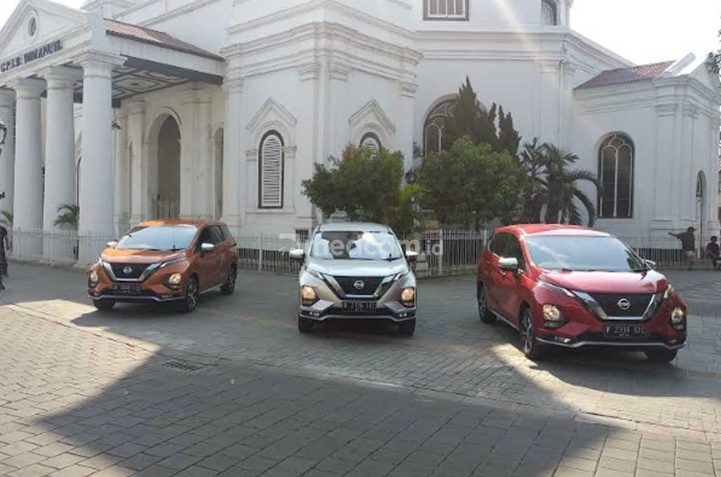 Jajal Performa All New Nissan Livina Libas Jalur Semarang-Yogyakarta