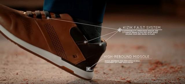 <i>Hands-free</i> <i>Shoes,</i> Teknologi Sepatu Tanpa Tali