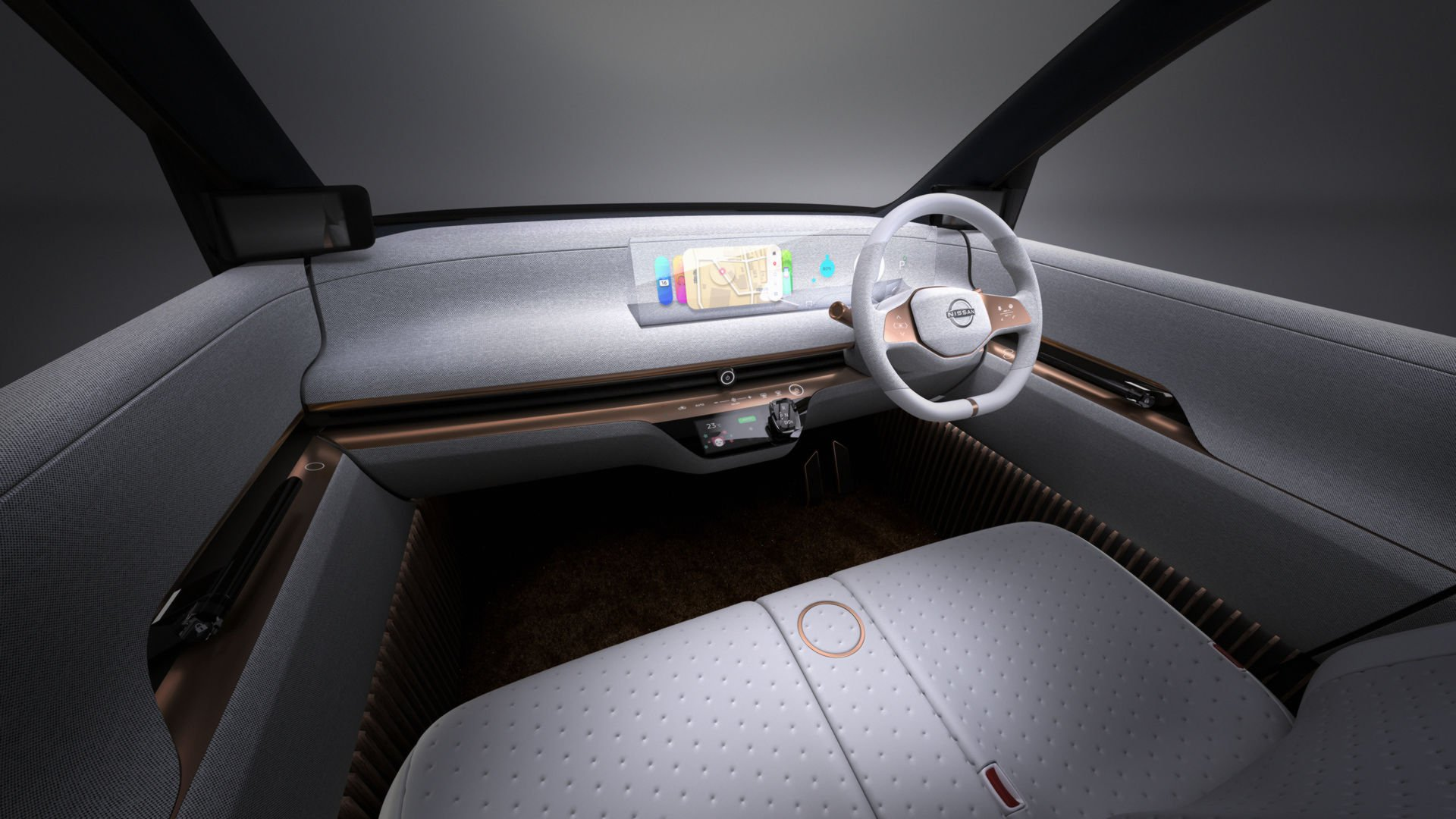 Nissan IMk Concept Bakal Mejeng di Tokyo Motor Show