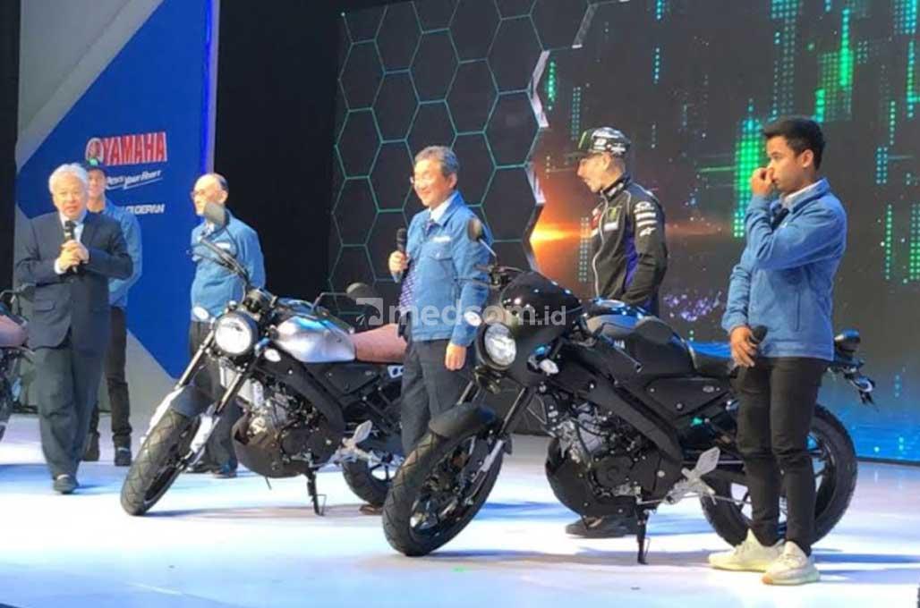 Yamaha Beringas di Akhir Tahun dengan XSR155, All New Nmax dan WR155