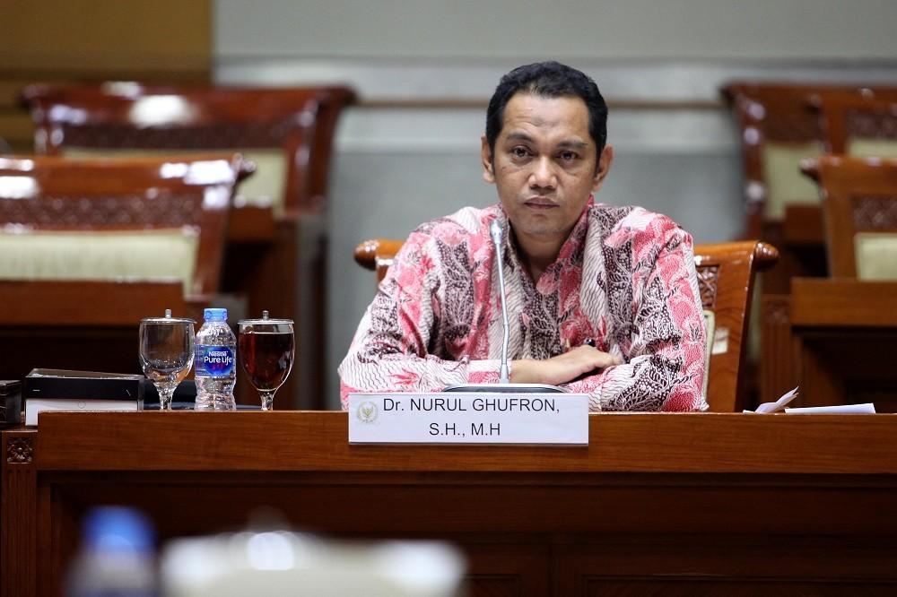 KPK Pasrah Masyarakat Tuntut Nurul Ghufron