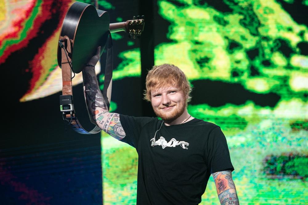 Ed Sheeran Tuntas Bayar Utang Konser Divide di Indonesia