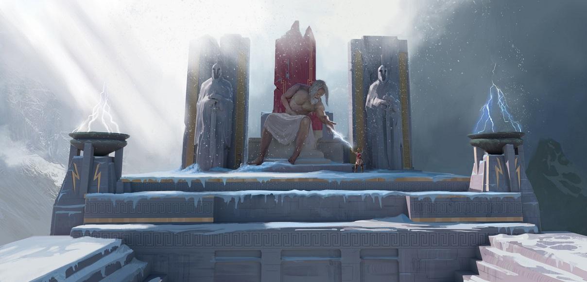 Ubisoft Kembali Sajikan Mitologi Yunani di Gods & Monsters
