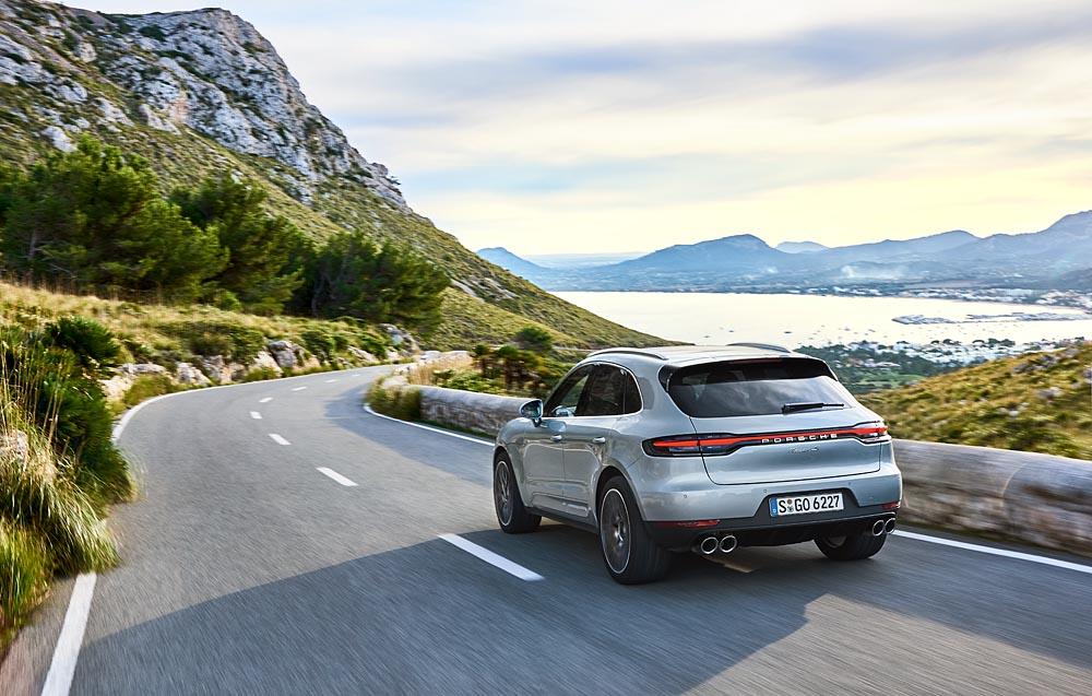 Porsche Macan S Kini Gendong Mesin V6 Turbo Terbaru