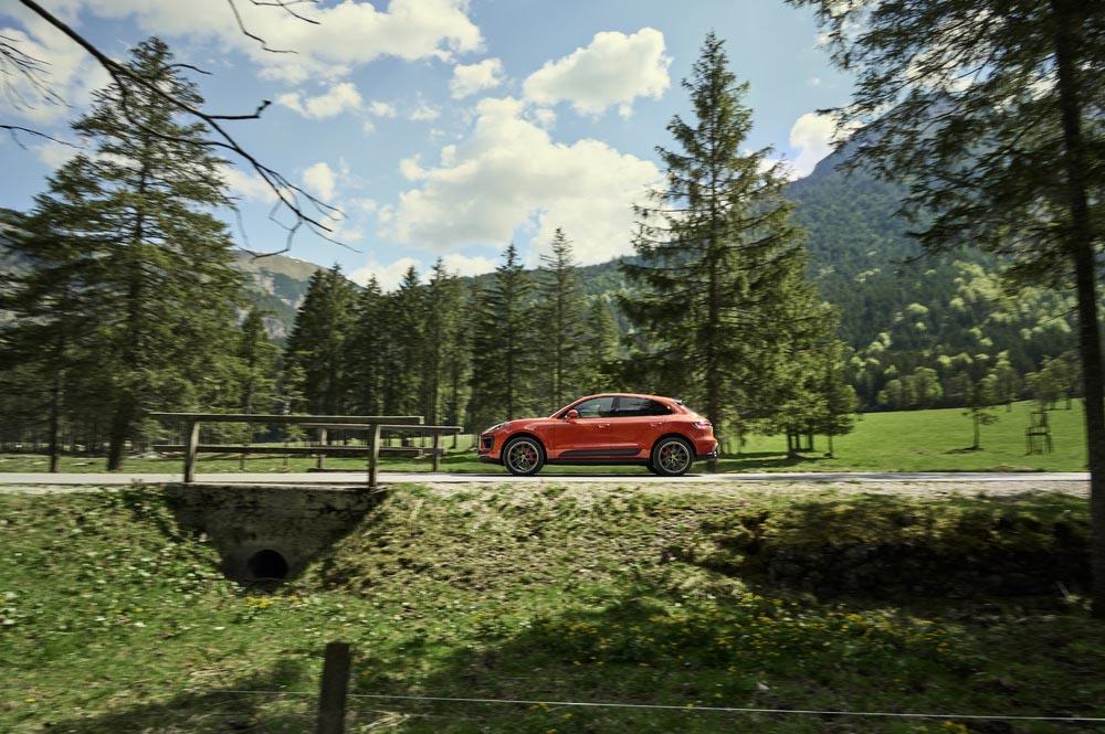 New Porsche Macan Usung 3 Konsep Pembaruan