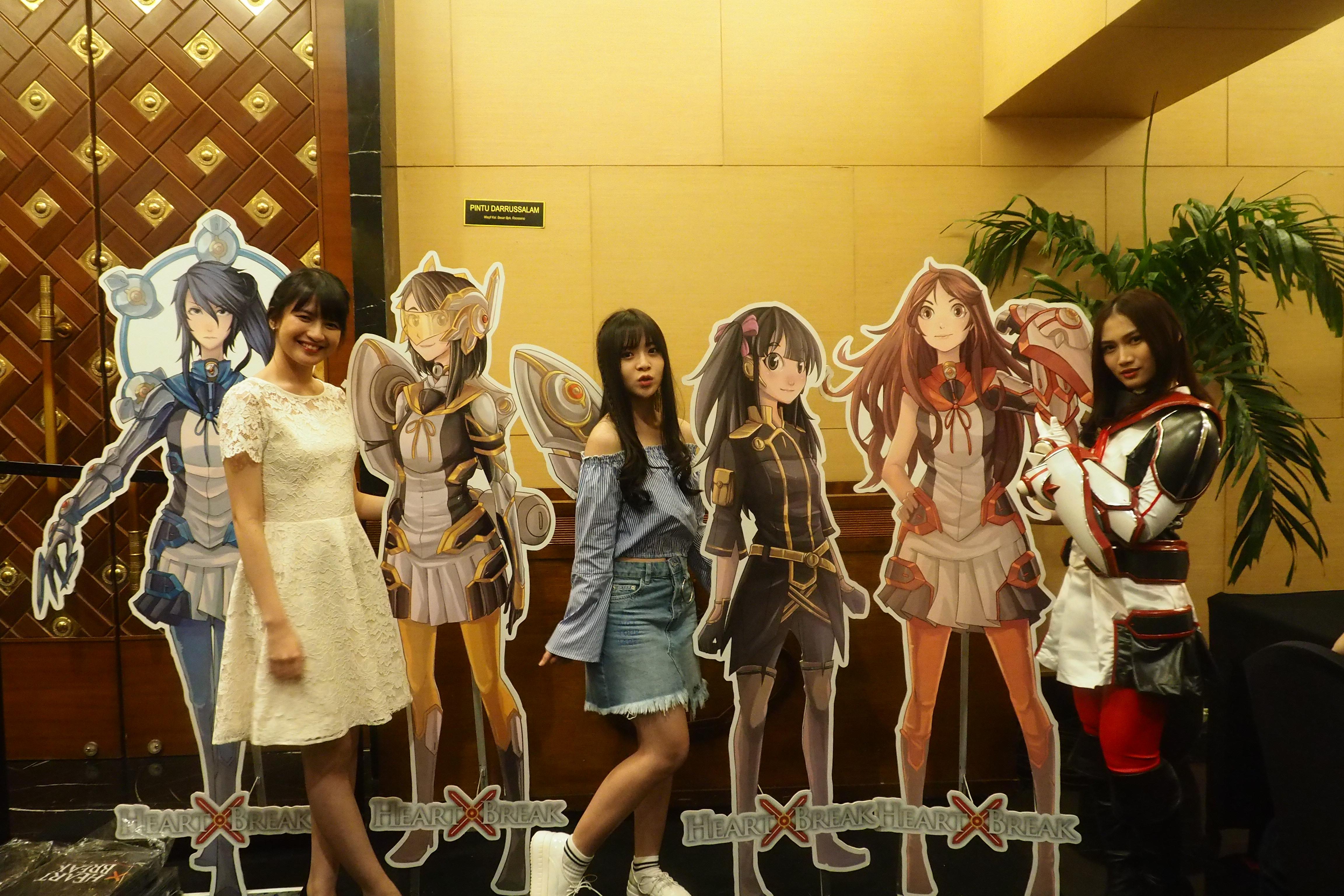 Cerita Komik yang Terinspirasi JKT48 Penuh Konflik dan Tragis