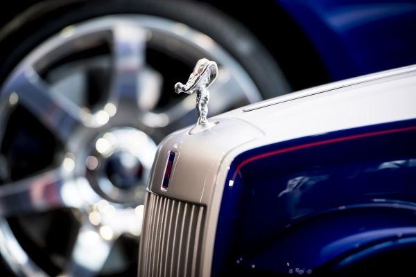 Rolls-Royce SRH Berukuran Imut dan Sangat Langka