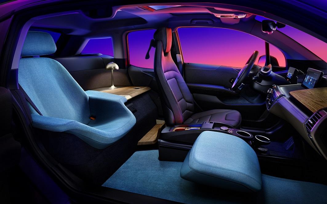 BMW i3 Urban Suit Concept Boyong Nuansa Limousine