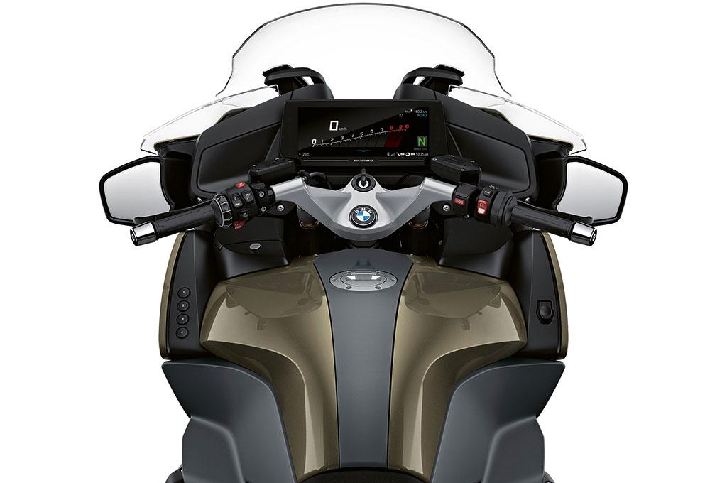 BMW R 1250 RT Baru Punya Banyak Fitur Canggih