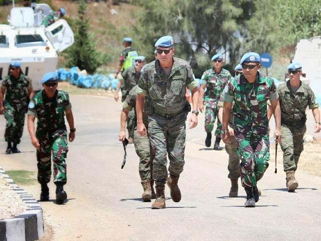 TNI Garda Terdepan Pasukan Perdamaian di Lebanon Selatan