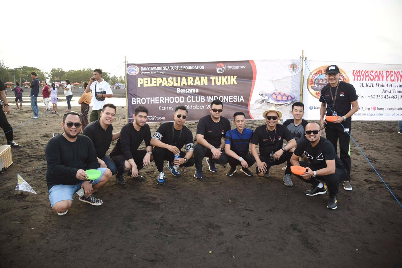 Memacu 60 Supercar dari Banyuwangi-Bali