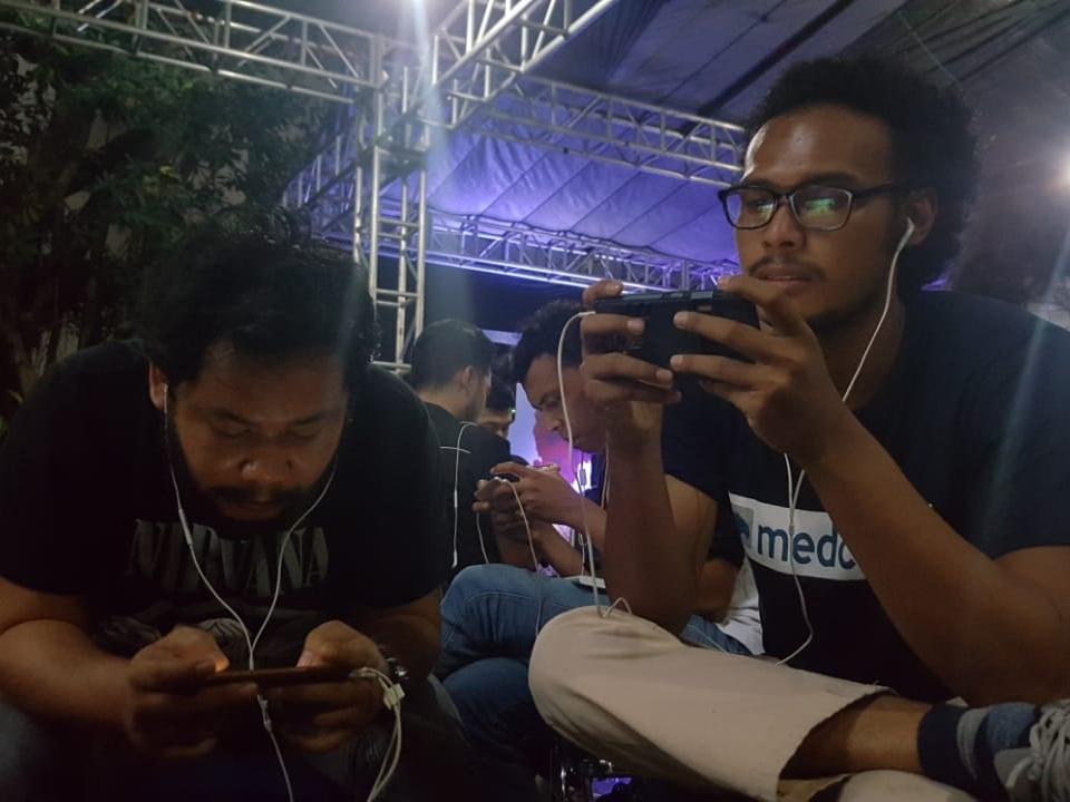 Jawara PUBG Mobile MetroFest 2018 Lahir