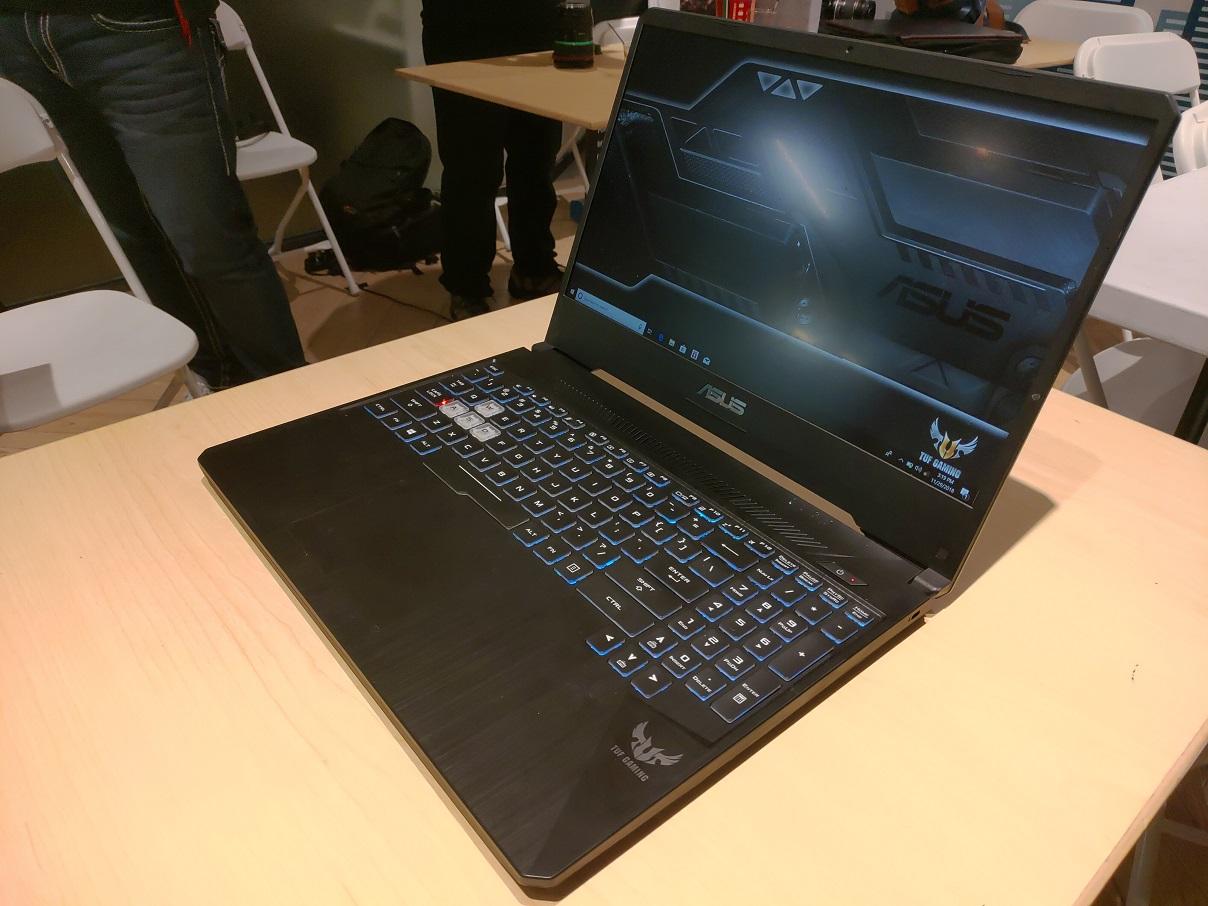 ASUS Bakal Rilis ROG Zephyrus Ke-3 dan TUF Gaming