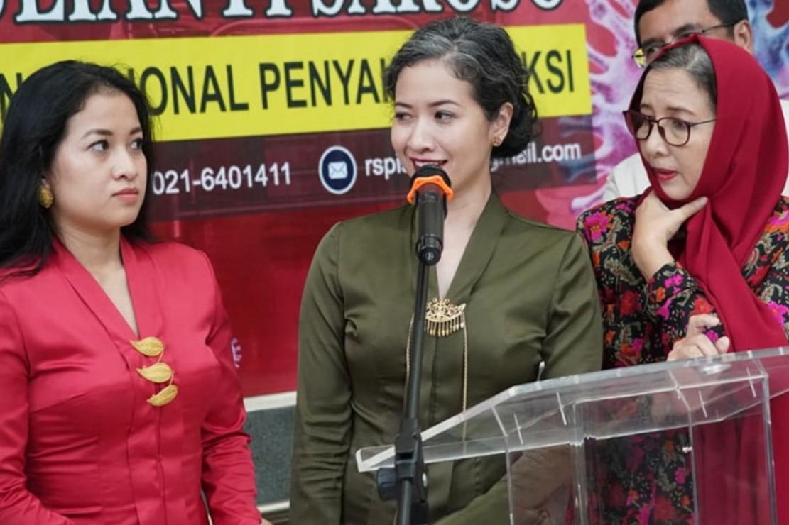 Cerita Pasien Sembuh Korona Ditangani Tenaga Medis 'Jempolan'