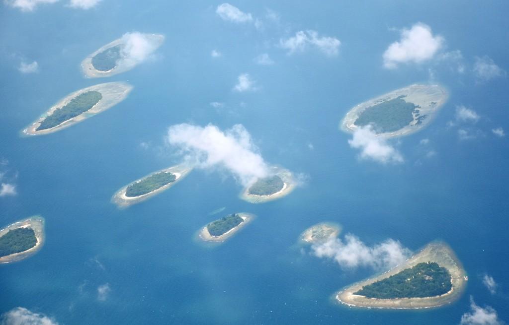 Pemerintah Kabupaten Kepulauan Seribu akan membuka spot wisata baru di Pulau Untung Jawa. Dok Kementerian PUPR