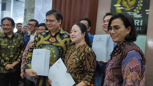 Jokowi Diminta Ajak Buruh Berdiskusi Soal Omnibus Law