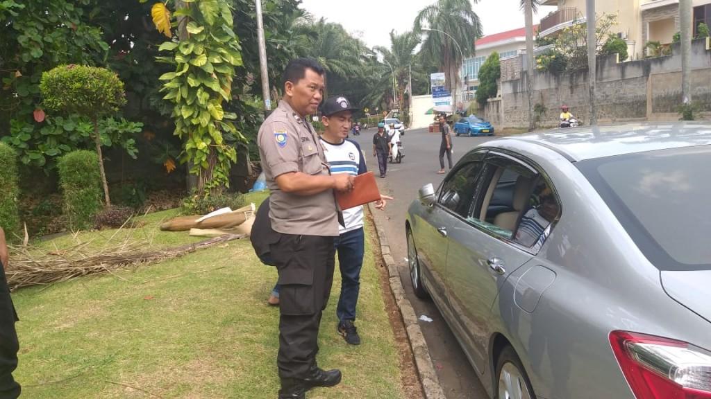 Pencuri di Cengkareng Babak Belur Dihakimi Massa