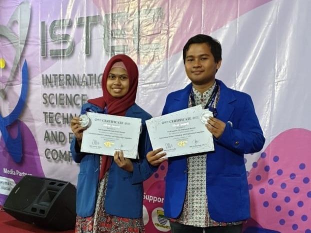 Pengawet Buah Alami Karya ITS Sabet Perak di ISTEC