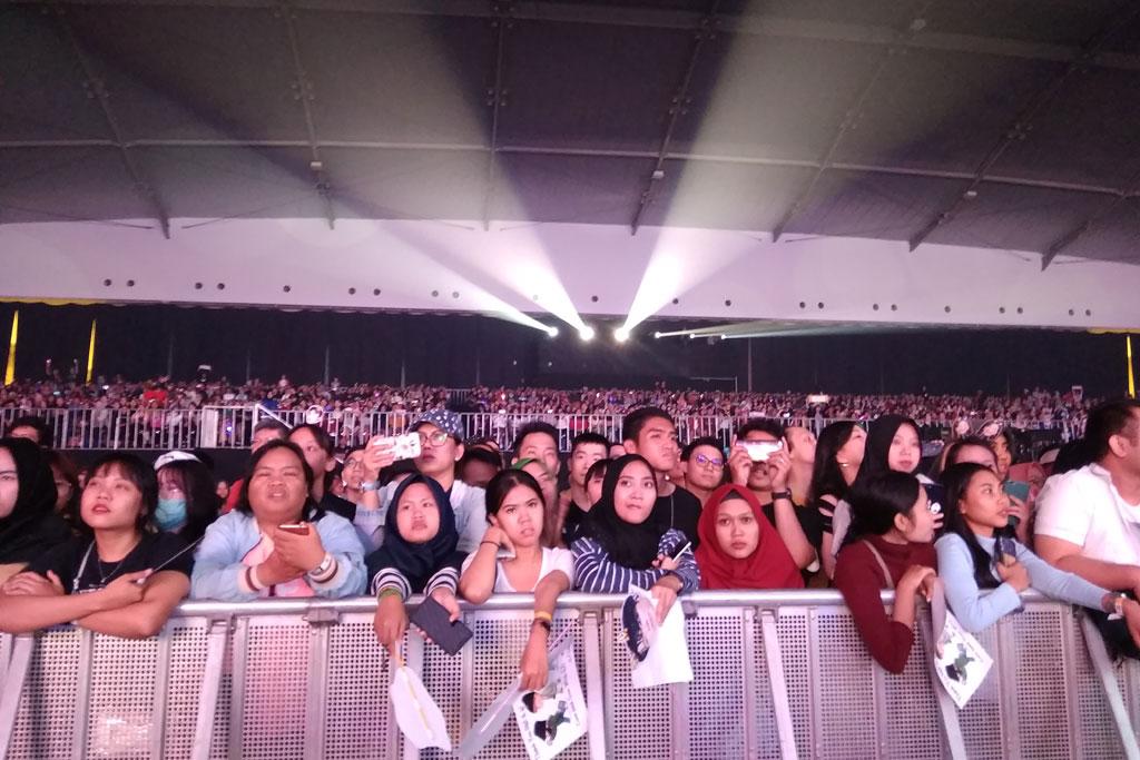 Lee Hi, Momoland, hingga Super Junior D&E Tutup Manis SKF 2019