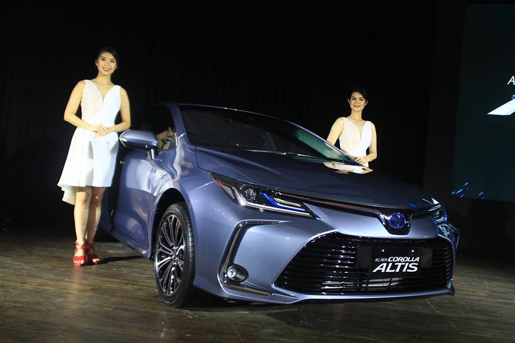 Toyota Indonesia Masih Berat untuk Produksi Corolla & Camry