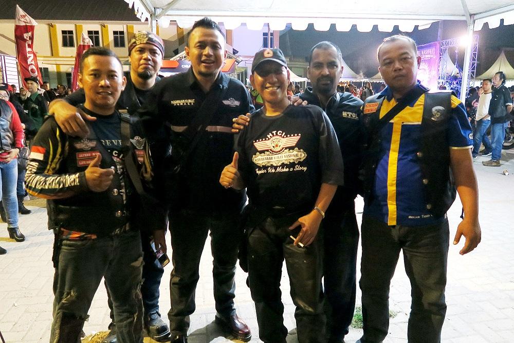 Serunya Pesta Tiger se-Indonesia