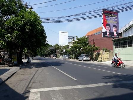 Kediaman Jokowi di Solo Sepi Jelang Pelantikan