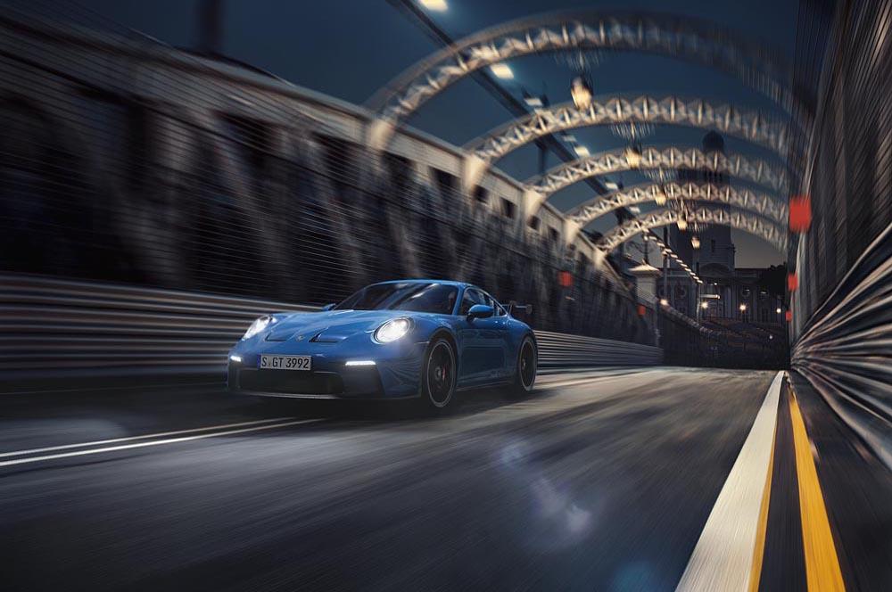 Porsche 911 GT3 Gen 7 Lahir dengan DNA Motorsport