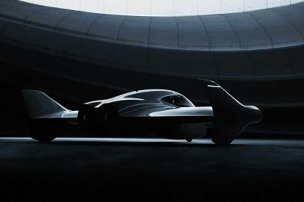 Porsche dan Boeing Kolaborasi Kembangkan Mobil Terbang