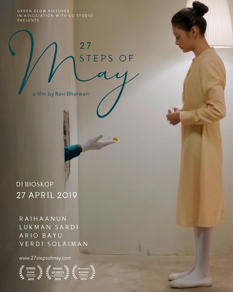 27 Steps of May, Film yang Terinspirasi Peristiwa Kelam 1998 Siap Dirilis