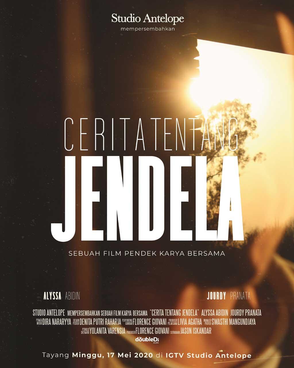 Studio Antelope Rilis Film Pendek