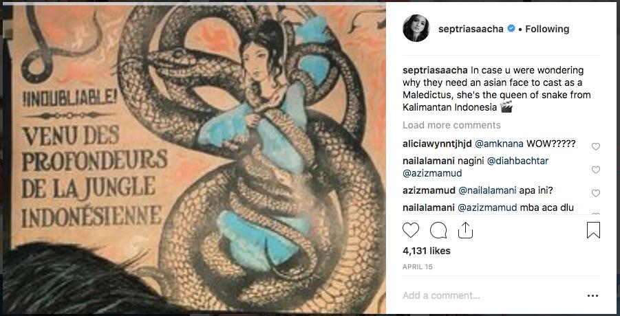 J.K Rowling Sebut Karya Terbarunya Terinspirasi Mitologi Indonesia