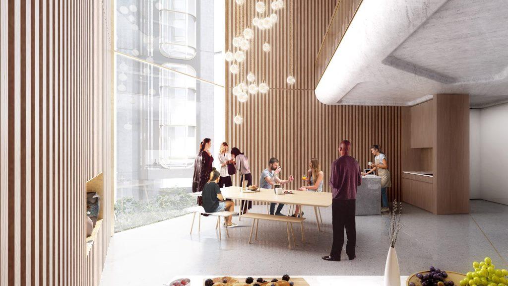 Apartemen Qianhai Talents Tawarkan Konsep untuk Profesional Tiongkok
