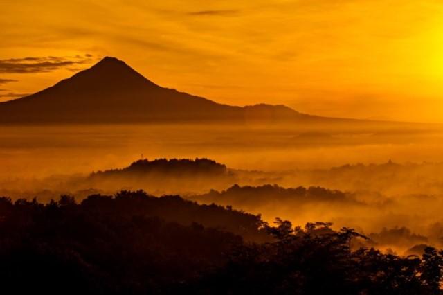 7 Tempat Sunrise Tercantik di Dekat Borobudur